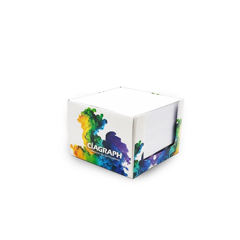 Bloco de Rascunho Cubo Mini 2
